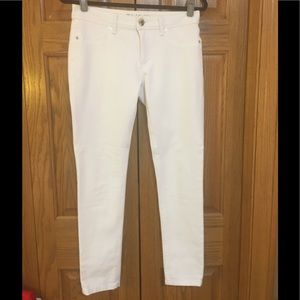 DL1961 Denim White Jeans